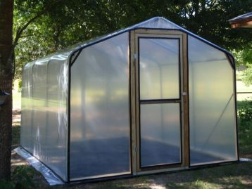 Build A Better GREENHOUSE Plans and DVD